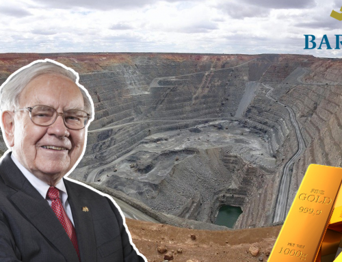 Goldaktien – Warren Buffett kauft Barrick Gold