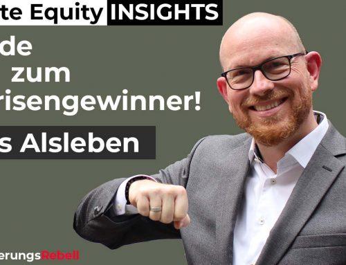 Jens Alsleben: Werde zum Krisengewinner