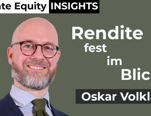 Oskar Volkland: Die Rendite liegt bei Small- & Midcaps