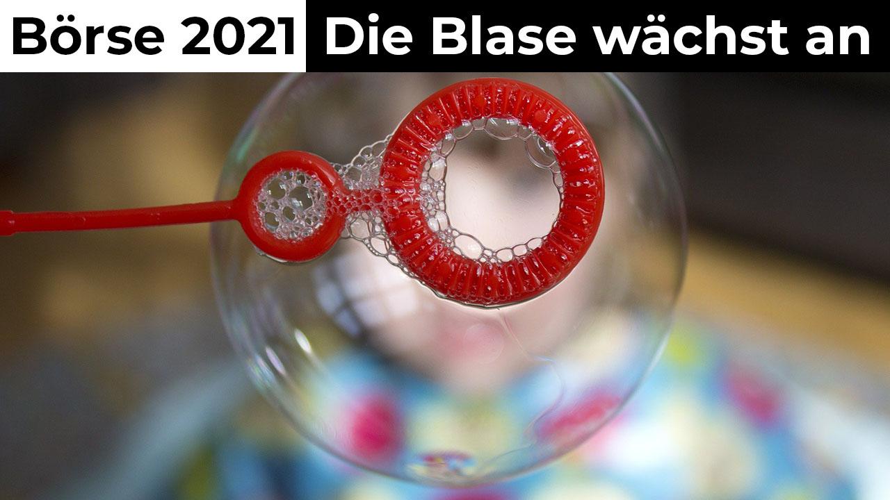 Blase Börse 2021